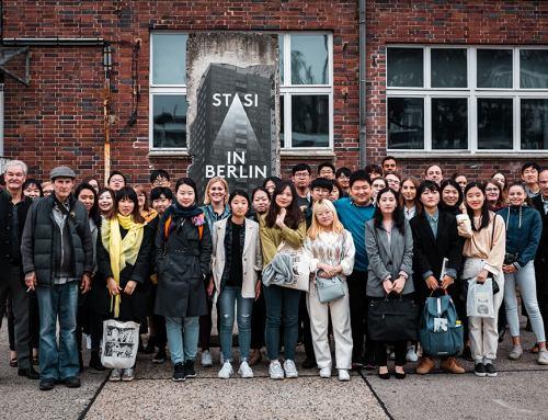 Wahrheit, Gerechtigkeit und Erinnerung – Besuch der Gedenkstätte Berlin-Hohenschönhausen