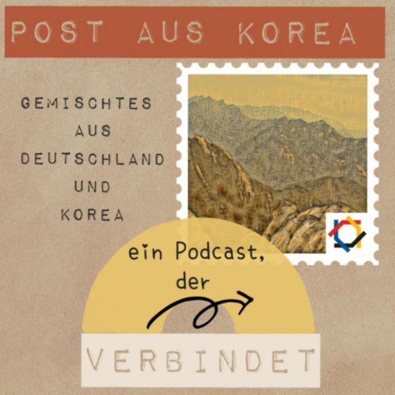 Post aus Korea - Gemischtes aus Deutschland und Korea