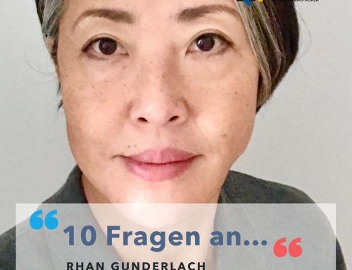 10 Fragen an: Rhan Gunderlach
