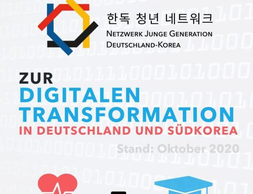 """Zur Digitalen Transformation in Deutschland und Korea"""
