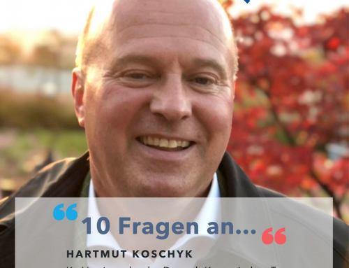 10 Fragen an: Hartmut Koschyk