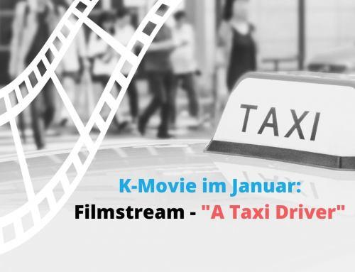 """Koreanisches Kulturzentrum streamt: """"A Taxi Driver"""""""