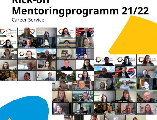 Netzwerk startet eigenes Mentoring-Programm