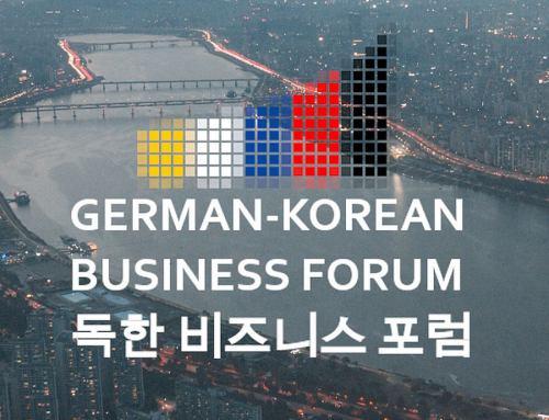 Deutsch-Koreanisches Wirtschaftsforum auf den Weg gebracht