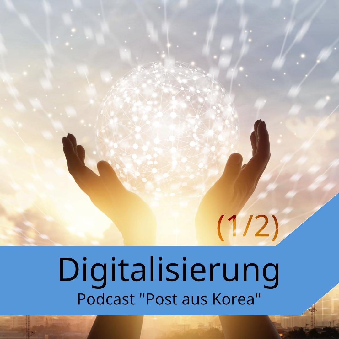 Podcast zum Thema Digitalisierung