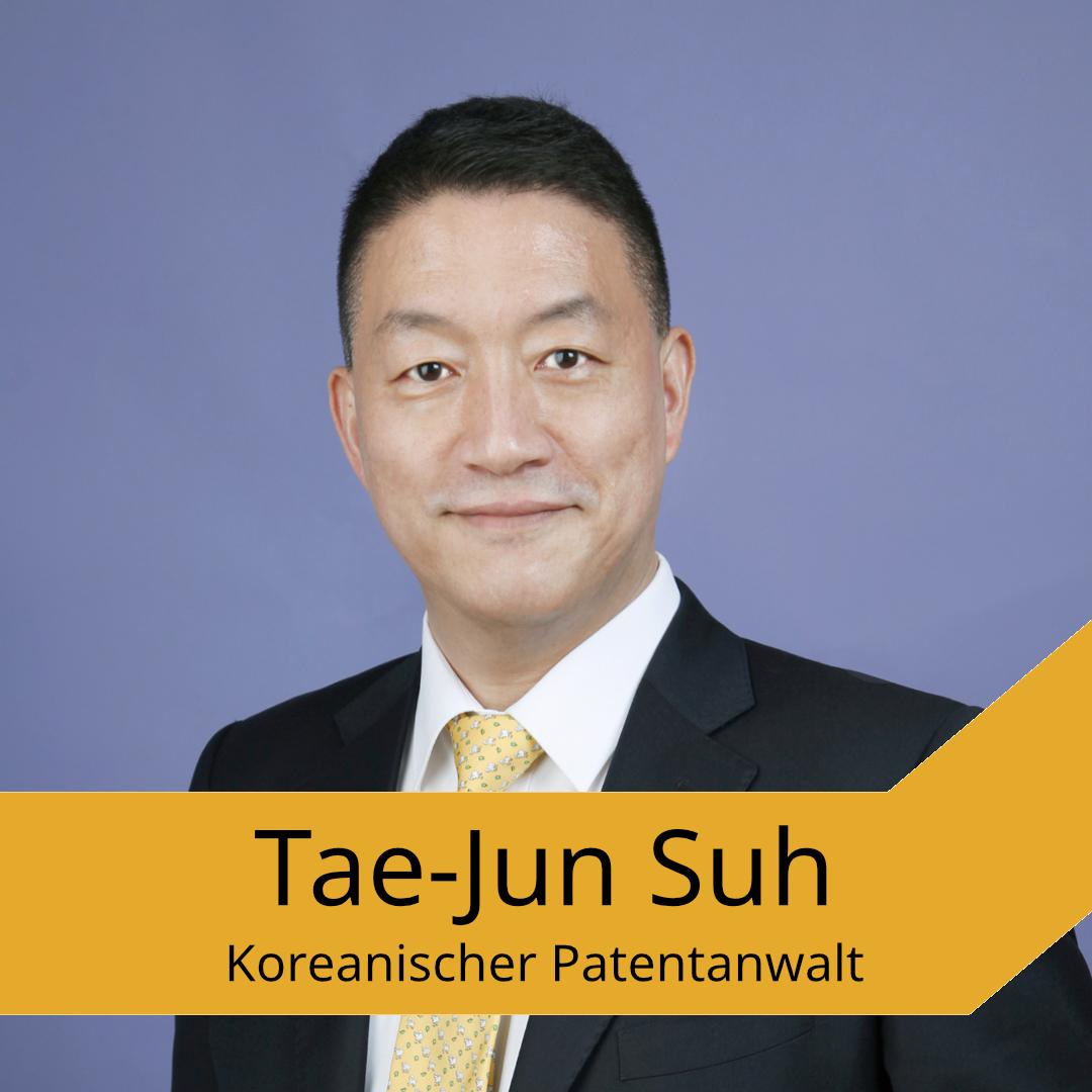 Tae-Jun Suh im Interview mit der AG 10-Fragen-an