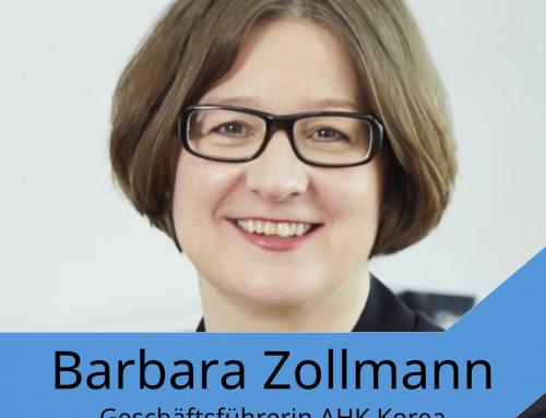10 Fragen an: Barbara Zollmann