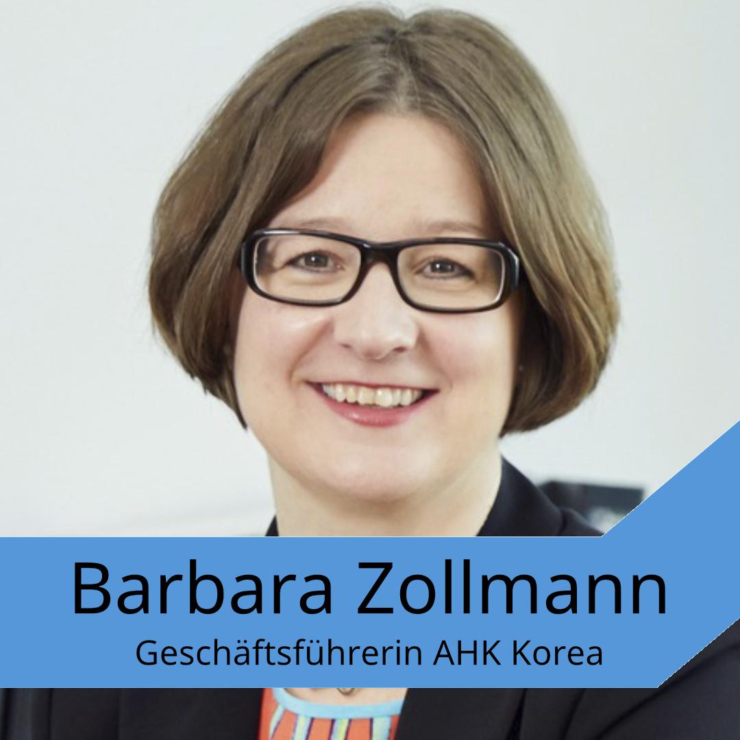 Barbara Zollmann im Interview mit der AG 10-Fragen-an