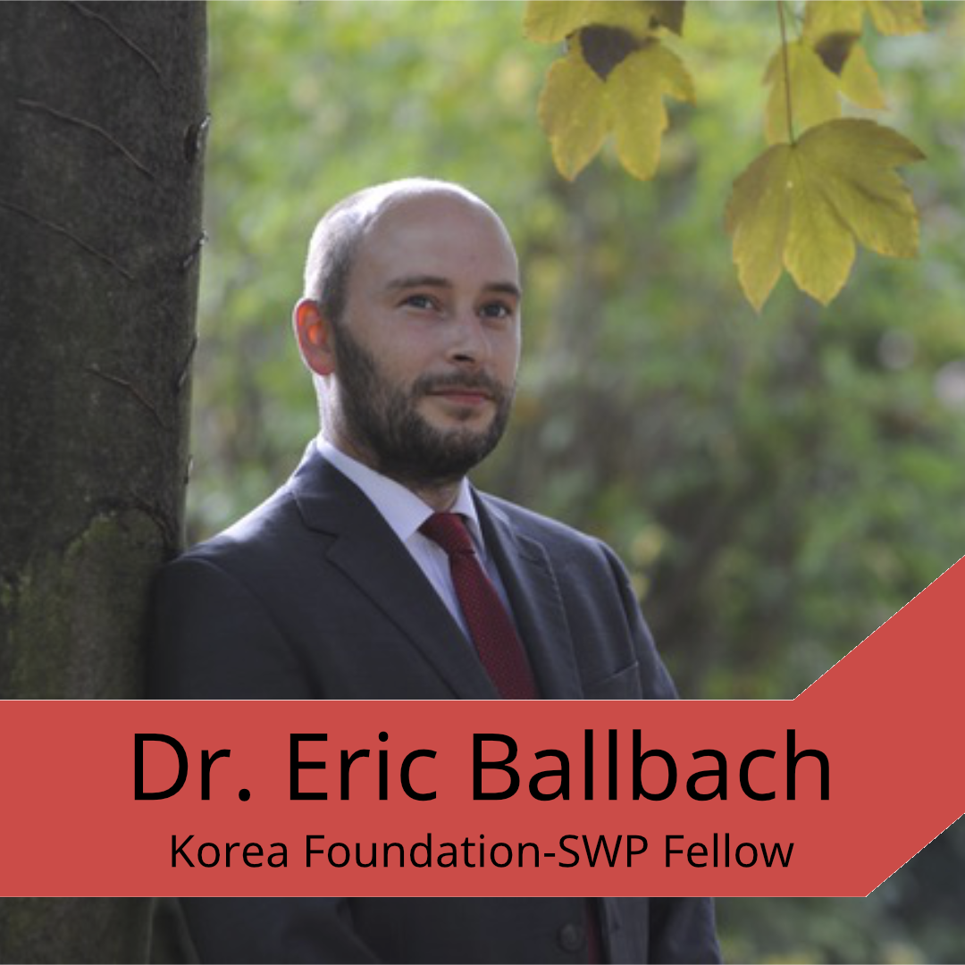 Dr. Eric Ballbach im Interview mit der AG 10-Fragen-an