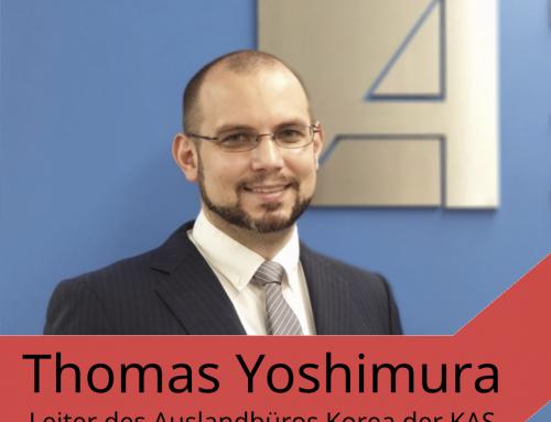 10 Fragen an: Thomas Yoshimura