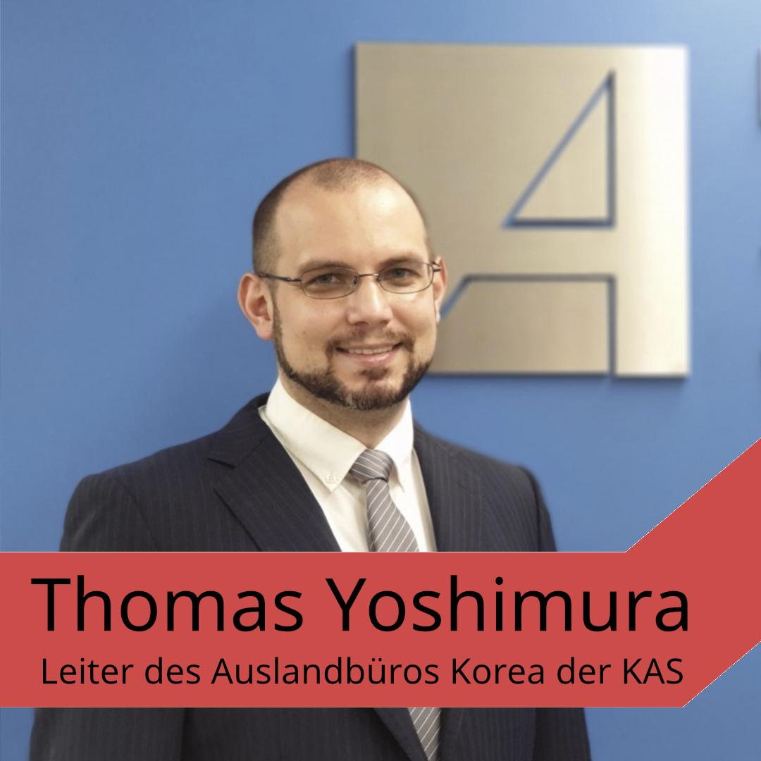 Thomas Yoshimura im Interview mit der AG 10-Fragen-an