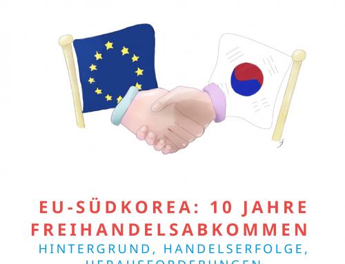 """""""10 Jahre Freihandelsabkommen EU-Südkorea"""": das Short zum heutigen Jubiläum"""