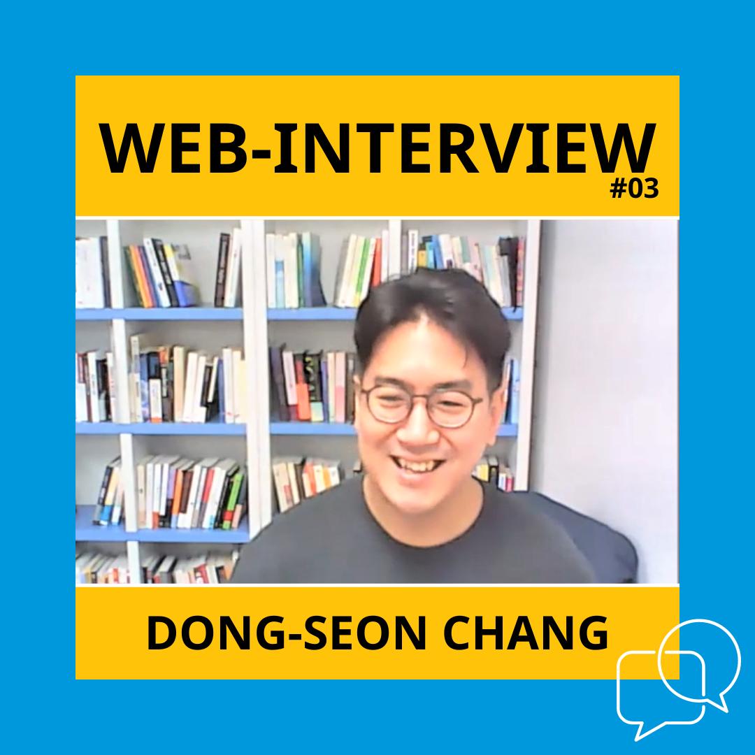Web-Interview mit Dong-Seon Chang