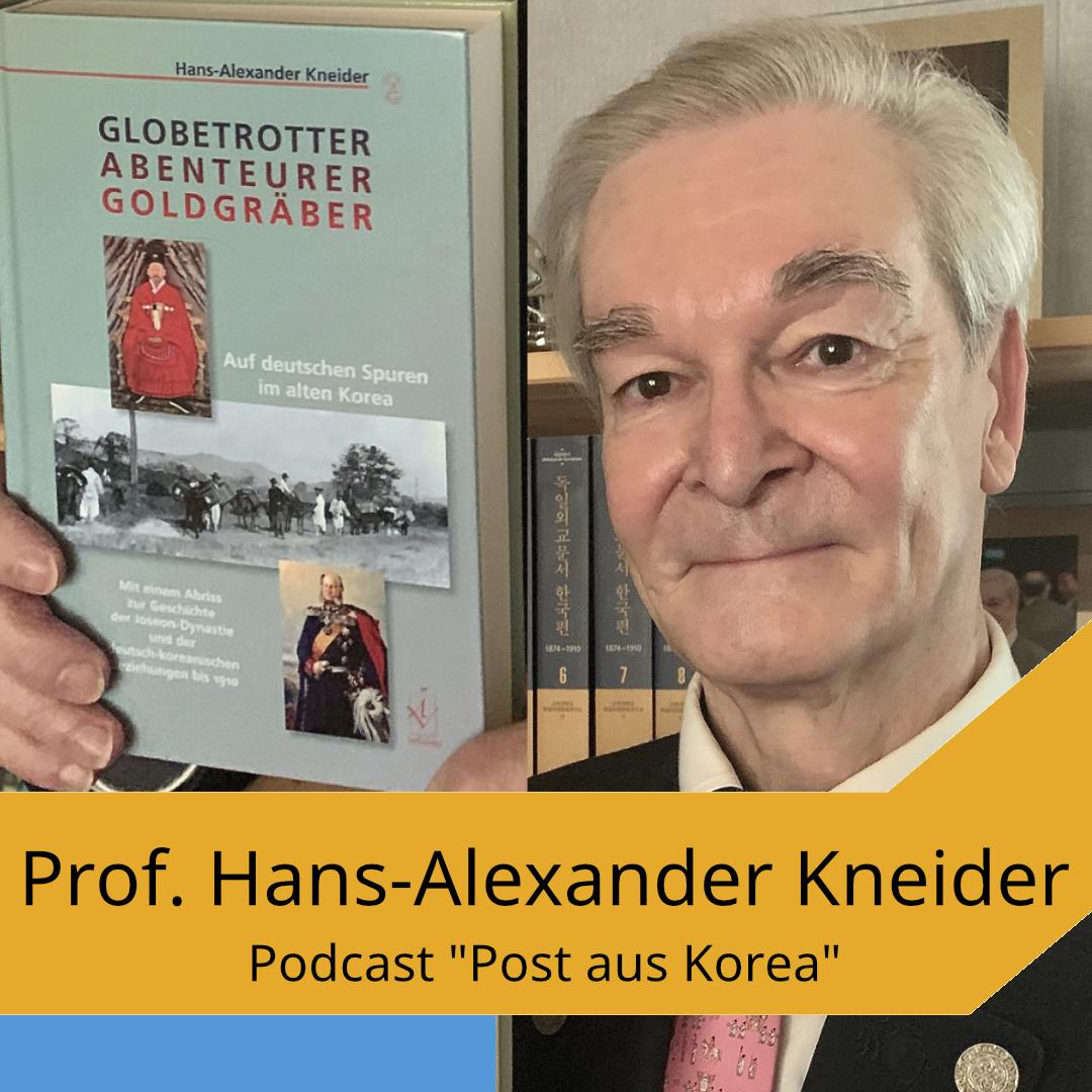 Podcast zu Herrn Prof. Hans-Alexander Kneider