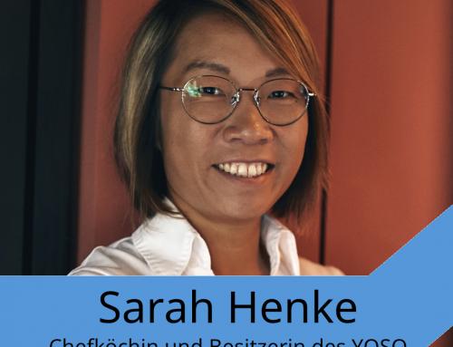 10 Fragen an: Sarah Henke